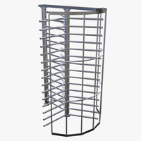 maya turn stile turnstile