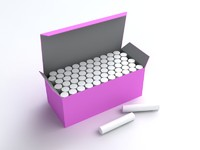 3ds max chalk box