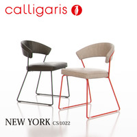 3ds max calligaris new york metal chair