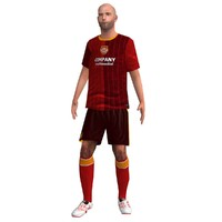 max rigged soccer player