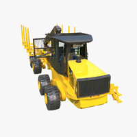 3d cat forwarder 584hd