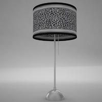 lamp scene 3d max