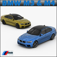 BMW M3 and M4 2015