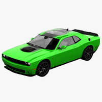 Dodge Challenger R/T with Scat Pack