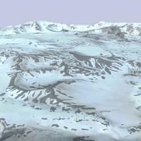 3ds max terrain mtx-05 landscape