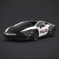 max lamborghini huracan 2015 police car