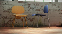 cinema4d vitra wood