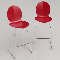 3d calligaris basil model