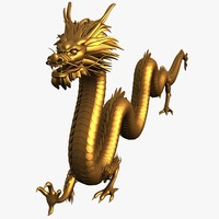Asian Chinese Dragon 1