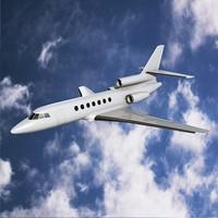 Dassault Falcon 50 private jet