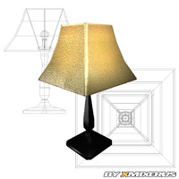 lamp ready games 3d max