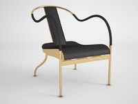 3ds max el rey kallemo chair