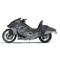 3d 2015 honda nm4 motorcycle