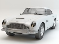 3ds max aston martin db5 studio