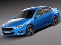 Ford Falcon XR8 2015
