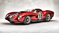 Ferrari 250 Testa Rossa Le-Mans (HQ - Updated)