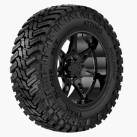 Off Road Wheel Atturo & Moto Metal