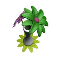 3d model flowers rebecca