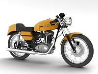 3d model ducati 250 350 desmo
