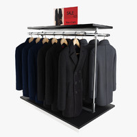 max men s coats rack
