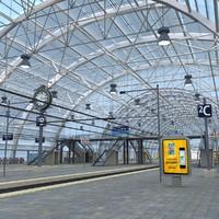 train station max