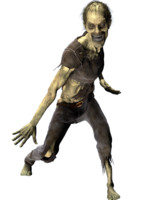 maya zombie games