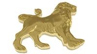 3d model zodiac leo