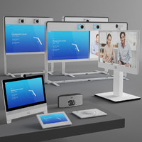 3d cisco videoconferencing video