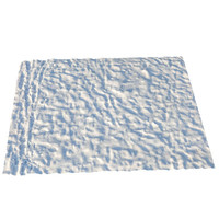 3d model scan snow