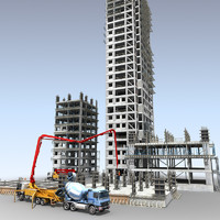Construction Scene 03