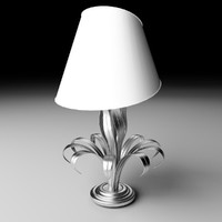 3ds max lamp design
