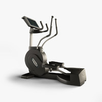 3d model technogym crossover