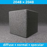 Rough asphalt ground texture 2