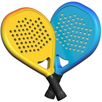 3d model paddle racket