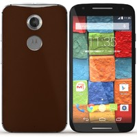 Motorola Moto X 2014 Cognac Leather