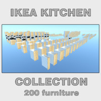 IKEA KITCHEN COLLECTION