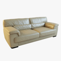Leather Sofa Montana