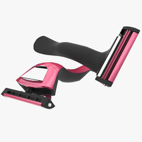 3d model razor