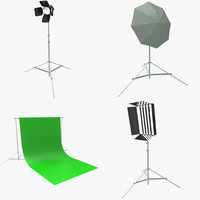 3ds max photography props