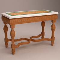 classical console