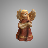 Angel Doll Harp