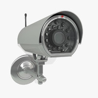Outdoor Wireless IP Video Camera
