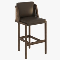 Autoban Throne Bar Stool