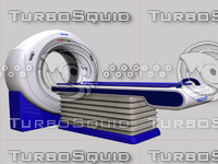 mri tomography 3d model