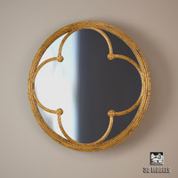 jane churchill mirror 3d model