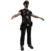 zombie police max