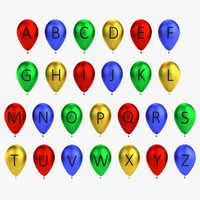 balloon alphabet 3ds