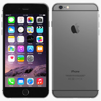 3ds apple iphone 6 space