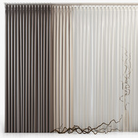3d curtains m17 model