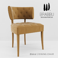 Brabbu - Zulu DIning Chair